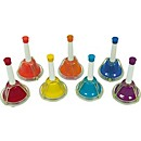 Rhythm Band 7-Note Extension Hand/Desk Bell Set