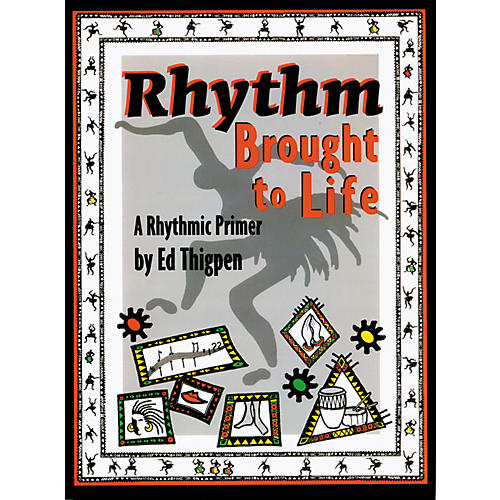 Alfred Rhythm Brought to Life Book