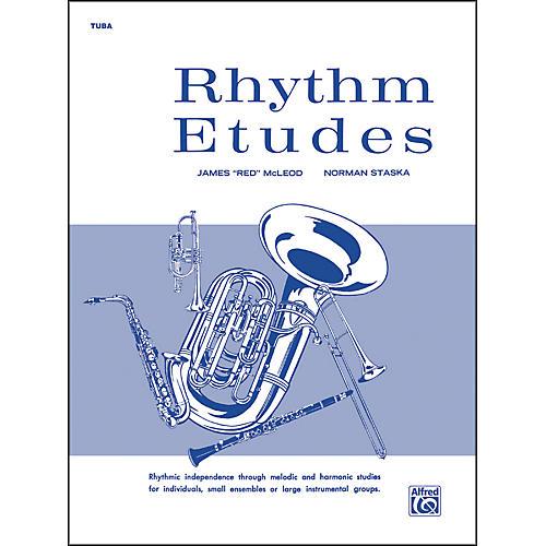 Alfred Rhythm Etudes Tuba