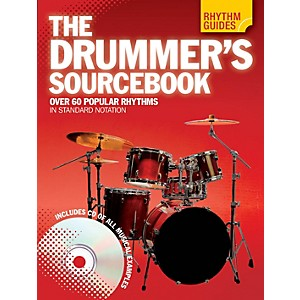 Music Sales Rhythm Guides: The Drummers Sourcebook Drum Instruction Series...