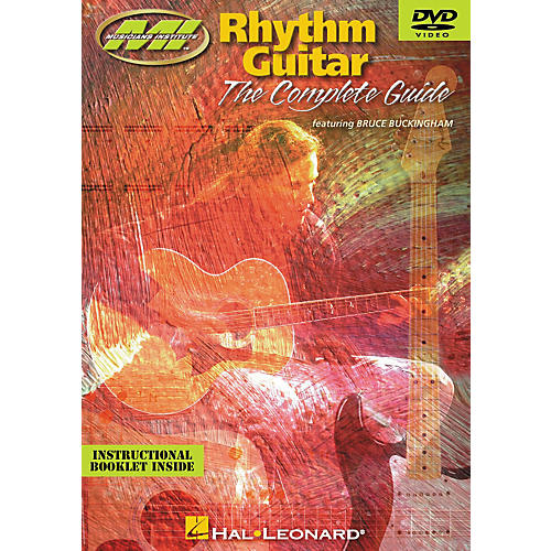 Musicians Institute Rhythm Guitar DVD