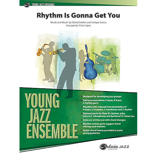 BELWIN Rhythm Is Gonna Get You - Grade 2.5 (Medium Easy)-thumbnail