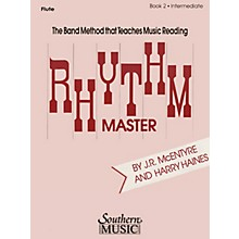 Southern Rhythm Master - Book 2 (Intermediate) (Baritone B.C.) Southern Music Series Composed by Harry Haines