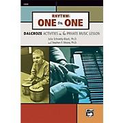 Alfred Rhythm: One on One Book