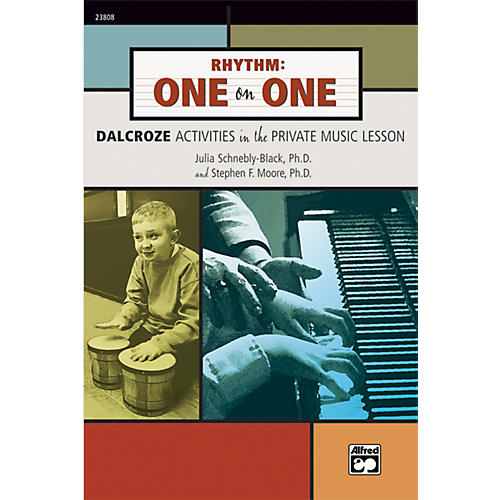 Alfred Rhythm: One on One Book-thumbnail