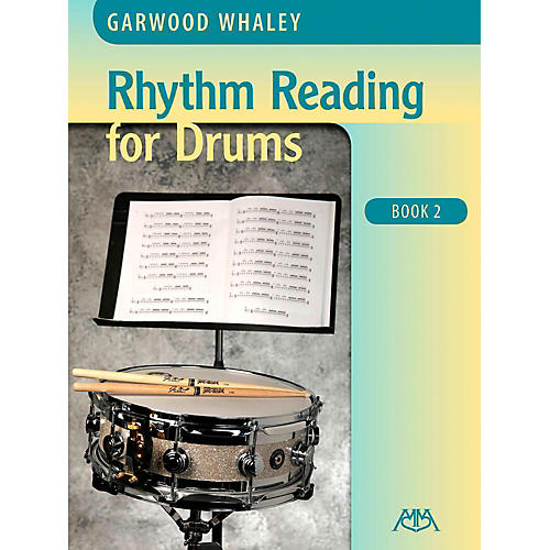 Meredith Music Rhythm Reading For Drums - Book 2-thumbnail