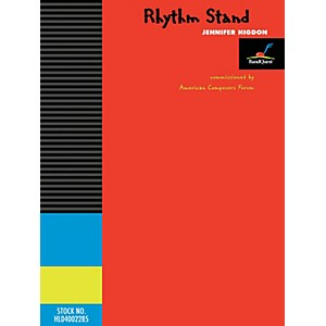 American Composers Forum Rhythm Stand Score Only BandQuest Series Grade ... by American Composers Forum