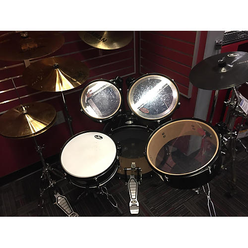 Pearl Rhythm Traveler Drum Kit-thumbnail