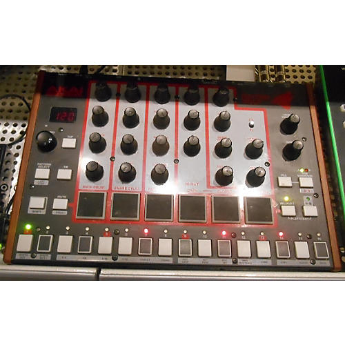 Akai Professional Rhythm Wolf Drum Machine-thumbnail