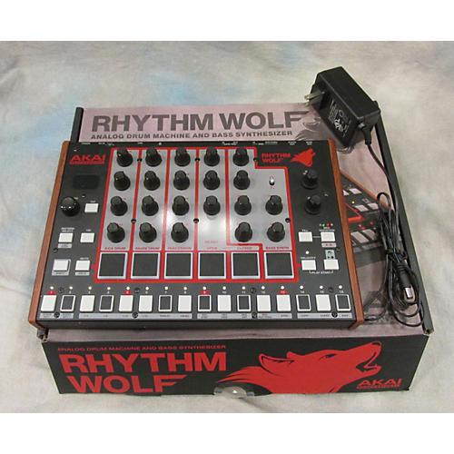 Akai Professional Rhythm Wolf Drum Machine-thumbnail