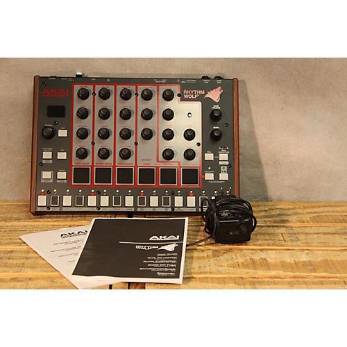 Akai Professional Rhythm Wolf Drum Machine