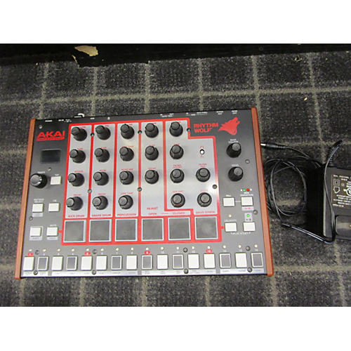 akai wolf drum machine