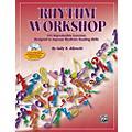Alfred Rhythm Workshop (Book/CD) thumbnail
