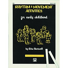 Alfred Rhythm and Movement Activities Book