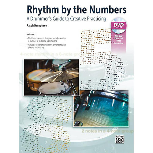 BELWIN Rhythm by the Numbers Book & DVD-thumbnail
