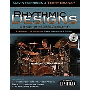 Hudson Music Rhythmic Designs By Gavin Harrison And Terry Branam Book/DVD
