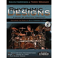 Hudson Music Rhythmic Designs By Gavin Harrison And Terry Branam Book/DVD