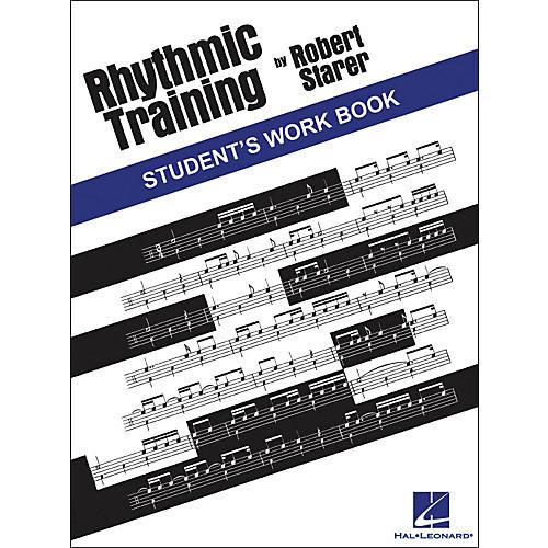 Hal Leonard Rhythmic Training Student's Workbook