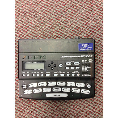Zoom Rhythmtrak Rt223 Drum Machine
