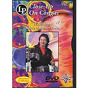 LP Richie Garcia Adventures In Rhythm Vol. 1 - Close Up On Congas DVD