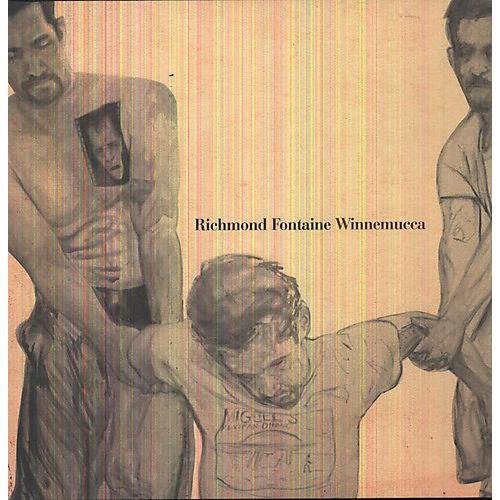 Alliance Richmond Fontaine - Winnemucca