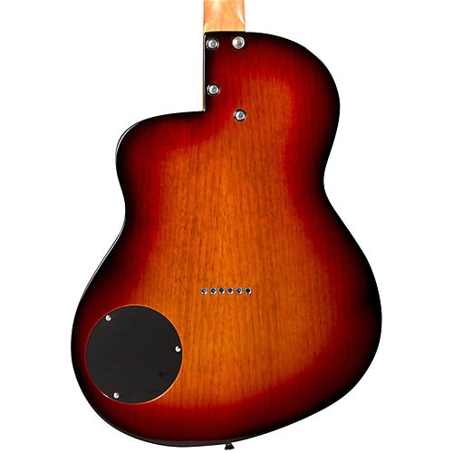Michael Kelly Rick Turner S6 Acoustic-Electric Guitar-thumbnail