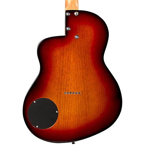 Michael Kelly Rick Turner S6 Acoustic-Electric Guitar Sunburst