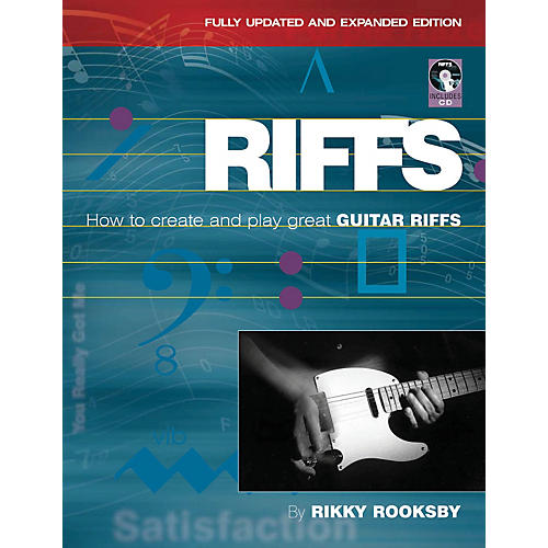 Backbeat Books Riffs: How To Create And Play Great Guitar Riffs: Updated And Revised-thumbnail