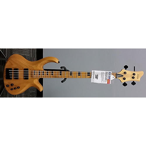 Schecter Guitar Research Riot 4 String Electric Bass Guitar-thumbnail