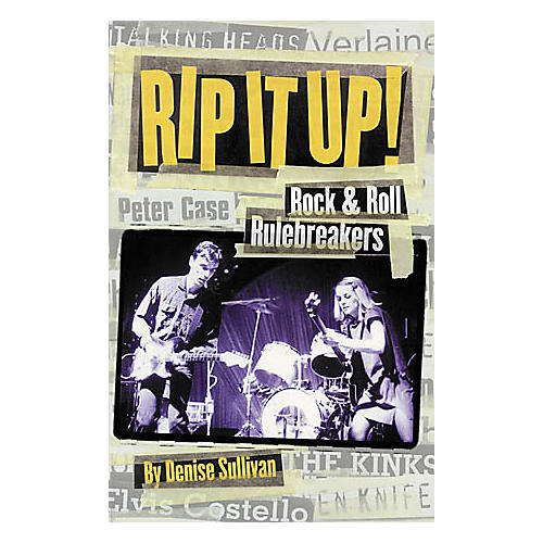 Backbeat Books Rip It Up! Book