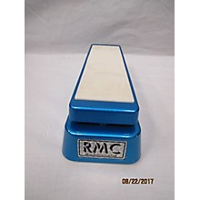 Real McCoy Custom Rmc4 Picture Wah Effect Pedal