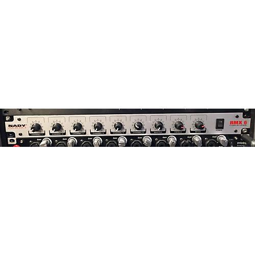 Nady Rmx6 Line Mixer-thumbnail