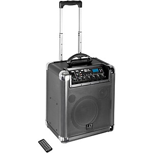 LD Systems Road Jack 10 Active 10 inch Battery Bluetooth Loudspeader with Mixer by LD Systems