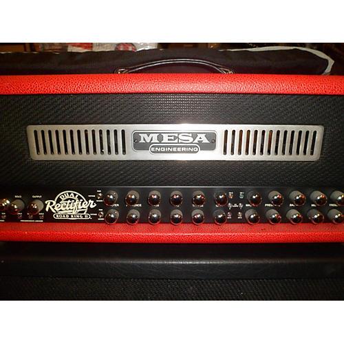 Mesa Boogie Road King II 120W Tube Guitar Amp Head-thumbnail