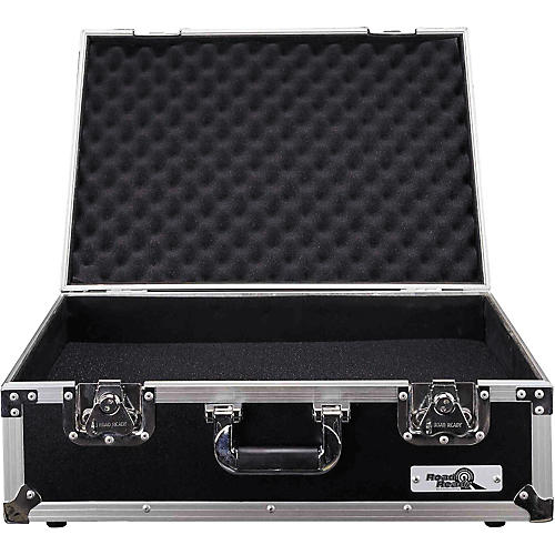 Road Ready Road Ready Digital Recording Studio Digital Utility Case w/Pick and Fit Foam