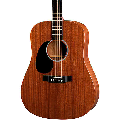Martin Road Series 2015 DRS1 Dreadnought Left-Handed Acoustic-Electric Guitar Natural
