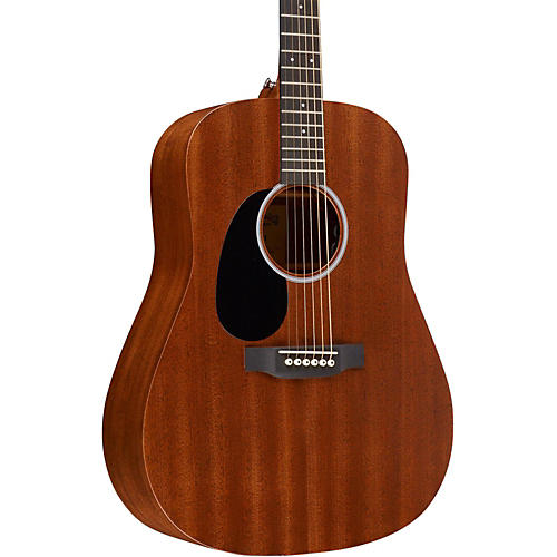 Martin Road Series 2016 DRS1 Dreadnought Left-Handed Acoustic-Electric Guitar Natural