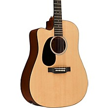 Martin Road Series Custom DCRSGT Dreadnought Left-Handed Acoustic-Electric Guitar