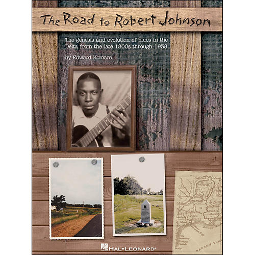 Hal Leonard Road To Robert Johnson-thumbnail