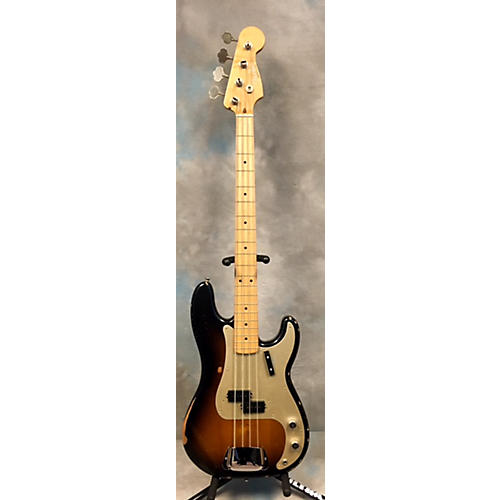 Fender Road Worn 1950S Precision Bass Electric Bass Guitar-thumbnail