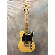 Fender Road Worn 1950S Telecaster Solid Body Electric Guitar
