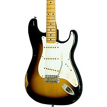 Road Worn '50s Stratocaster Electric Guitar 2-Color Sunburst