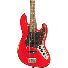 Fender Road Worn '60s Jazz Bass Level 1 Fiesta Red