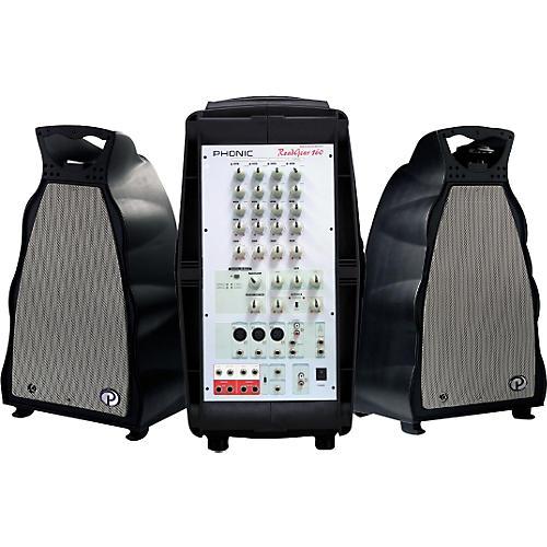 Phonic Roadgear 160 Plus Mobile Sound PA System