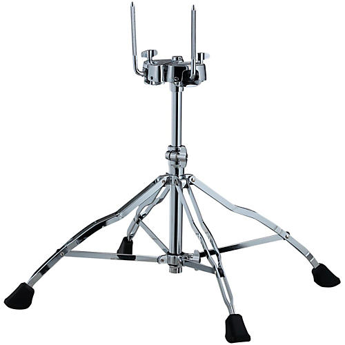 tama roadpro series double tom stand with 4 legs for low tom guitar center. Black Bedroom Furniture Sets. Home Design Ideas