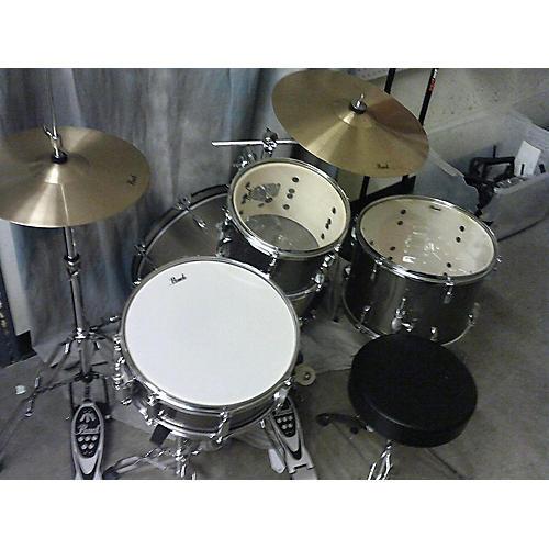 used pearl roadshow jazz drum kit guitar center. Black Bedroom Furniture Sets. Home Design Ideas