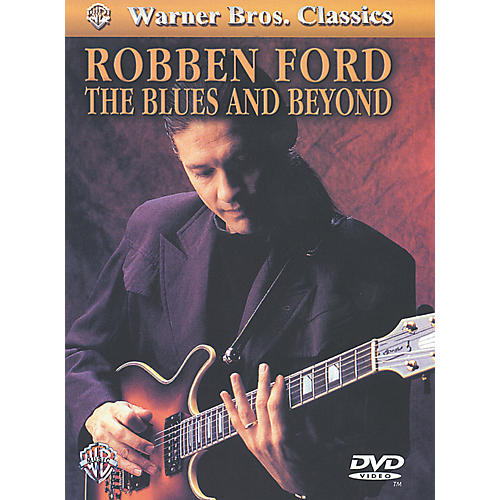 Alfred Robben Ford - Blues and Beyond DVD-thumbnail