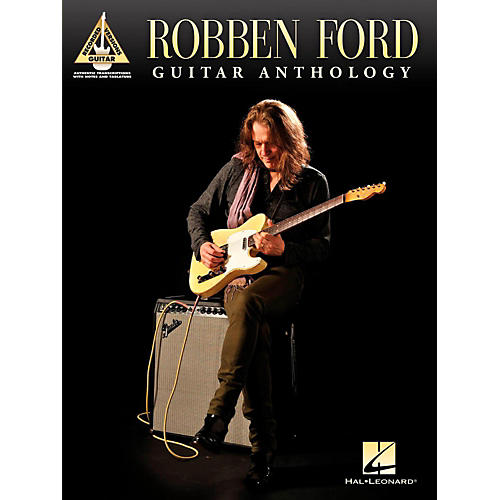 Hal Leonard Robben Ford - Guitar Anthology Tab Songbook-thumbnail