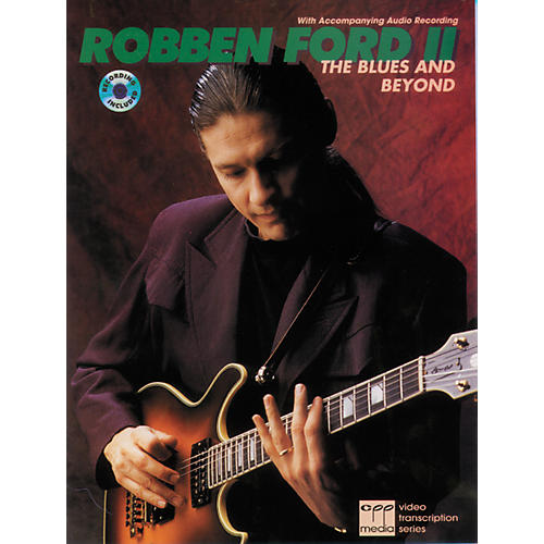 Alfred Robben ford Blues and Beyond Book/CD-thumbnail