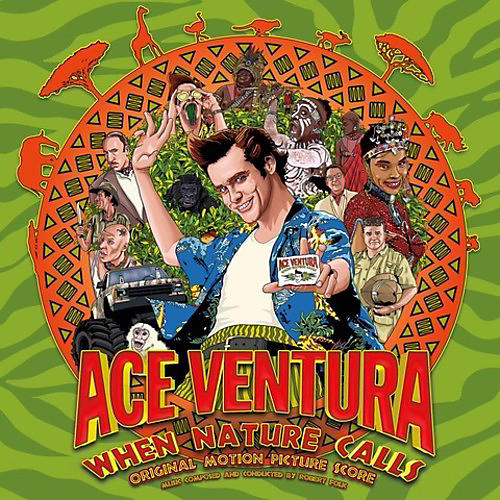 Alliance Robert Folk - Ace Ventura : When Nature Calls (Original Soundtrack)